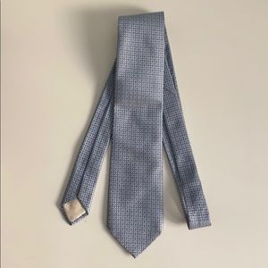 Authentic Hermès 100% Silk Tie